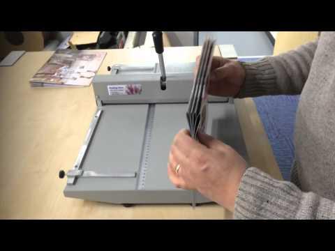Manual Paper Creasing Machine