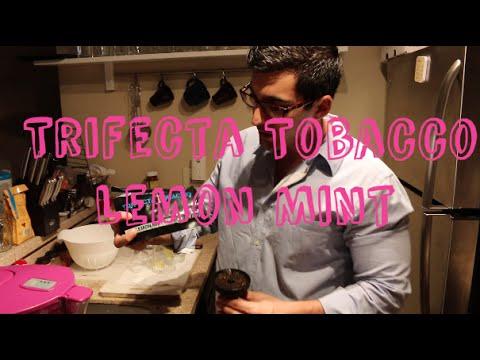 Trifecta Tobacco: Lemon Mint Review