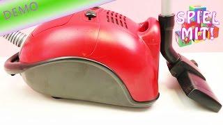 Bosch Staubsauger für Kinder | Kann derSpielzeug Staubsaugersaugen? | Demo Staubsauger