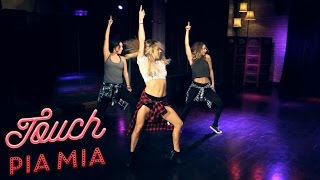 Pia Mia - Touch (Dance Tutorial) | Mandy Jiroux