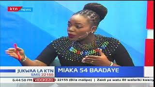Miaka 54 Baadaye: Rais Uhuru Kenyatta aongoza sherehe za sikukuu ya Jamuhuri