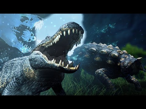 ALL THINGS AQUATIC START HERE! - Deinosuchus Dev Reveal & Honky Bois - The Isle Gameplay
