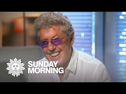 Roger Daltrey Interviewed on CBS Sunday Morning