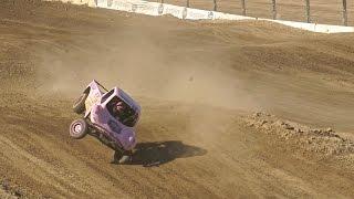 Hailie Deegan Dirt Princess Race Report Lake Elsinore