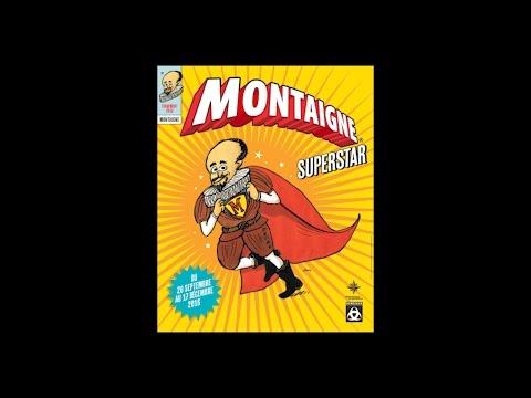 Exposition Montaigne Superstar - Bibliothèque Mériadeck