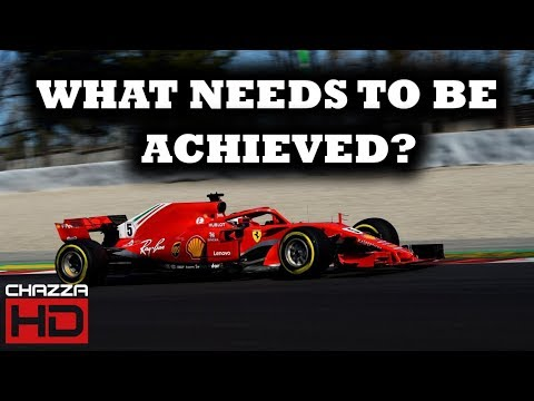 2019 Pre Season Preview – Mercedes,Ferrari & Red Bull – What Needs To Be Achieved?