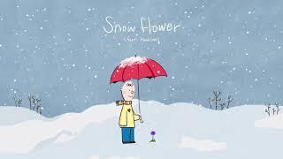 Kadr z teledysku Snow Flower tekst piosenki V (BTS)