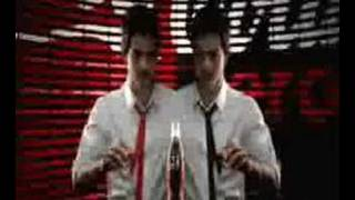 Кариба Хейн, Coke / Coke Zero - Happy Mouth 60sec TVC
