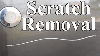 How to Remove Scratches from Car PERMANENTLY (EASY) - dooclip.me