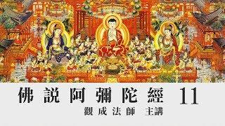 [Mandarin] 佛說阿彌陀經 - 國語普通話 - 第十一講 - 觀成法師主講