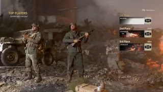 Call of duty ww2 gameplay private beta #2