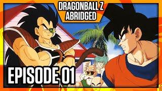 DragonBall Z Abridged Episode 1  TeamFourStar TFS