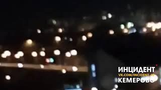Кемеровчанин заметил в ночном небе НЛО