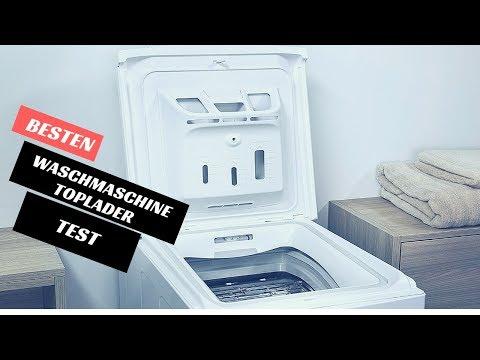 Die Besten Waschmaschine Toplader Test 2019