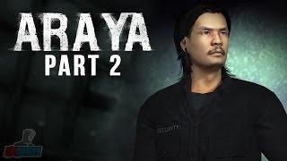 ARAYA Part 2 | Horror Game Let's Play | PC Gameplay Walkthrough