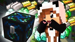 ESSE BAÚ VAI ME DEIXAR MUITO FORTE | Minecraft Infinito #4