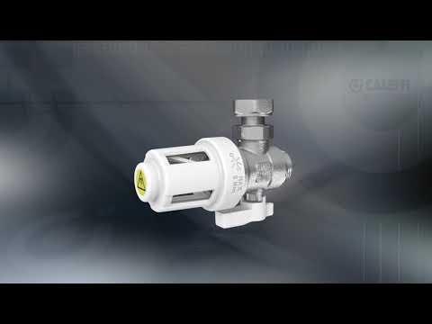 545900 -  Caleffi XS® - Filtro desfangador magnético bajo caldera