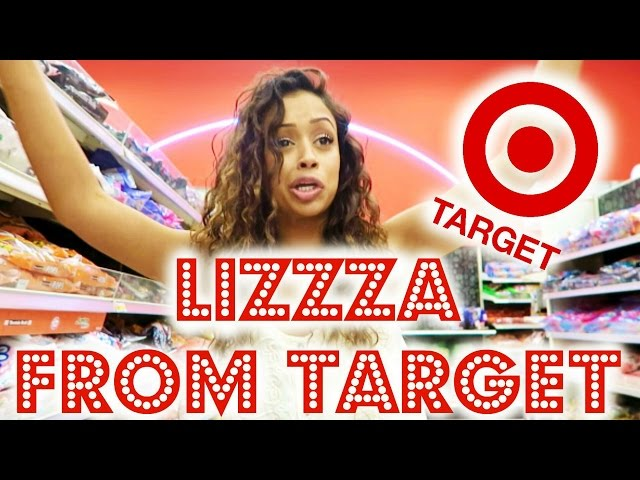 OBSESSED WITH TARGET! TARGET WITH LIZZZA   Lizzza