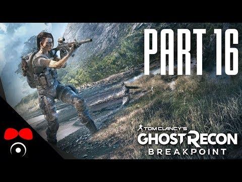 WALKERŮV PLÁN! | Ghost Recon: Breakpoint feat. FlyGunCZ #16
