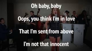 PMJ Karaoke: Oops!... I Did It Again (as Sung By Haley Reinhart)