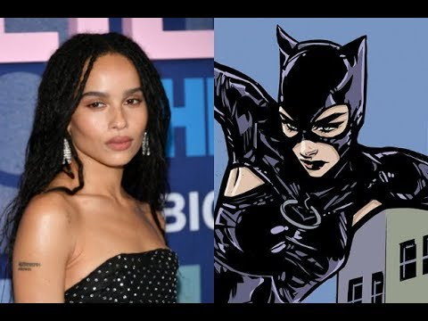Zoe Kravitz cast as Catwoman in Matt Reeves Batman movie thoughts