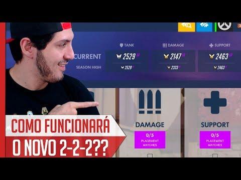 FUNÇÃO FIXA NO OVERWATCH! Role 2-2-2 OFICIAL! Entenda Como Vai funcionar | Overwatch Brasil