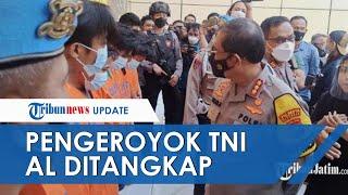 6 Pelaku Pengeroyokan Anggota TNI AL Ditangkap, Begini Kronologi Kejadiannya, Korban Dikira Maling