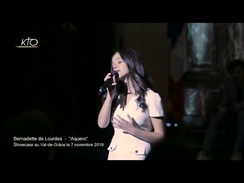 Bernadette de Lourdes, le musical