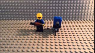 Lego TF2 Stop-Motion Clip Tests