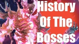 History Of The Bosses (Inferno ,Night Terror And Abyss) Soul Calibur 6