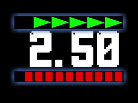 5 Minute countdown timer (Fire border) with 16bit music - Cosmoguy