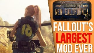 Fallout: New California is Finally Here; A first look at one of Fallout