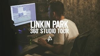 Linkin Park - 360 Studio Tour with Mike