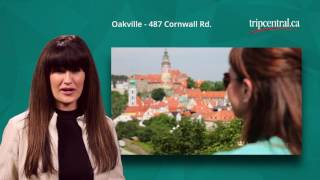 Oakville tripcentral.ca YouTube Commercial