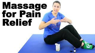 Massage for Pain Relief - Ask Doctor Jo