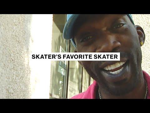Skater's Favorite Skater | Stevie Williams | Transworld Skateboarding