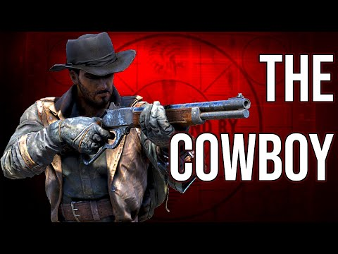 The Cowboy | Fallout 76 Builds