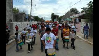 preview picture of video 'BATUCADA ZONE REBEL MAXCANU YUC..wmv'