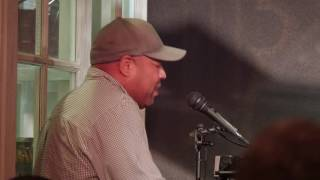 """Frank McComb performing Donny Hathaway's """"Love Love Love"""""""