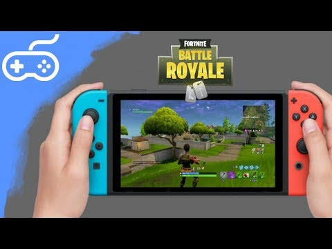 Fortnite na Nintendo Switch!