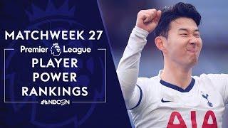 Tottenham's Heung-min Son tops Premier League player power rankings | NBC Sports