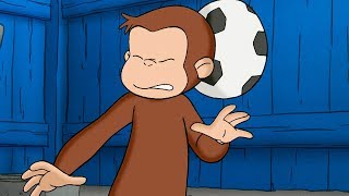 Curious George 🐵 Charkie Escapes 🐵 Kids Cartoon 🐵 Kids Movies | Cartoons for Kids