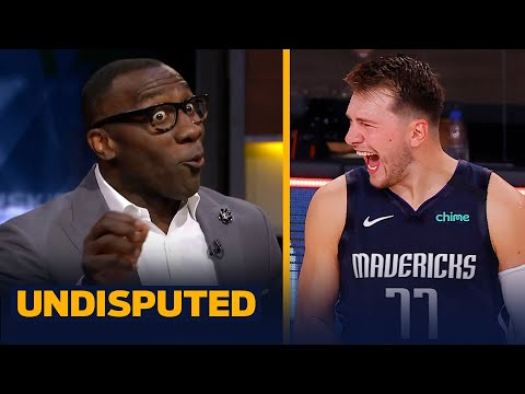 Skip & Shannon react to Luka's game-winning shot over Clippers to tie Series 2-2 | NBA | UNDISPUTED