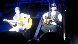 Favorite Girl-Justin Bieber Allentown PA Concert 9/4/10 (My World Tour)