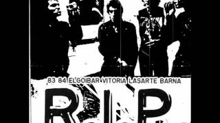 R.I.P. - When The Punks Go Marching In