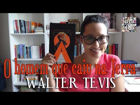 O homem que caiu na Terra (Walter Tevis)