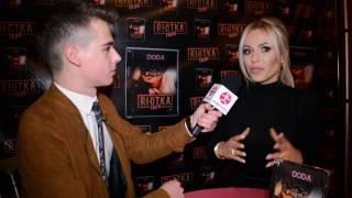"""Doda o swojej płycie DVD koncertowej """"Riotka Tour""""   przeAmbitni.pl"""