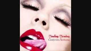 Christina Aguilera - Monday Morning (Audio)
