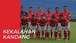 Kekalahan Kandang Dialami Semen Padang Melawan Madura United