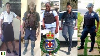 Famaily Of COPS, Four SISTERS & A BROTHER In The JCF | Teach Dem